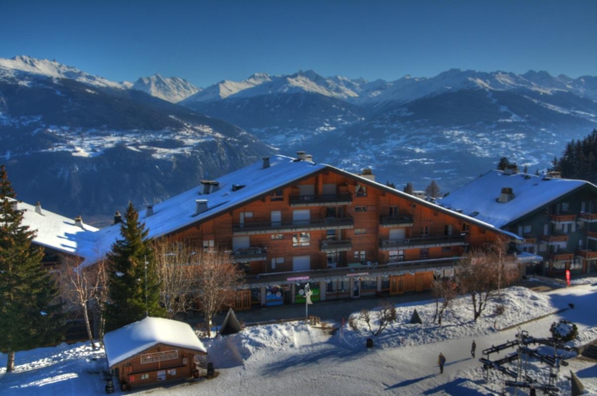 Appartement de vacances AV4 404-406 mail (2002056), Anzère, Crans-Montana - Anzère, Valais, Suisse, image 1